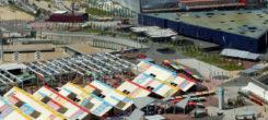 Top 3 des plus belles réalisations de bâtiments éphémères industriels